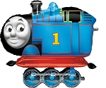 Airwalkers® Thomas The Tank
