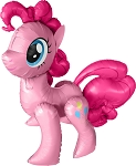 Airwalkers® My Little Pony Pinkie Pie
