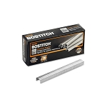 B8 Bostitch Premium Staples 1/4in - 25 boxes
