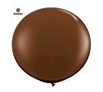 36in Chocolate Brown Latex