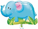 SuperShape Jungle Party Elephant