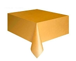 Rectangular Heavy Duty Table Cover - Gold