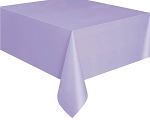Rectangular Heavy Duty Table Cover - Lavender