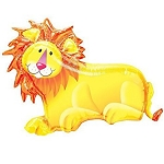 SuperShape Jungle Party Lion