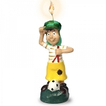 El Chavo Birthday Candle Figure