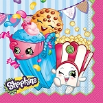 Shopkins Lunch Napkins