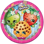 Shopkins 9in Dinner Plates