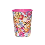 Shopkins Collection 16oz Cups