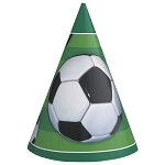 3D Soccer Party Hat