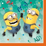 Despicable Me 2 Lunch Napkins