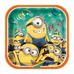 Despicable Me 2 7in Dessert Plates