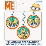 Despicable Me 2 Hanging Decorations