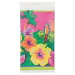 Luau Party Table Cover