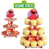 Elmo Cupcake Treat Stand