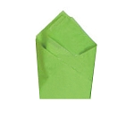 Citrus Green Satin Wrap - One Ream ( 480 pc )