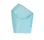 Light Blue Satin Wrap - One Ream ( 480 pc )