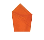 Orange Satin Wrap - One Ream ( 480 pc )