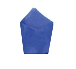 Parade Blue Satin Wrap - Pack of 24 pcs.