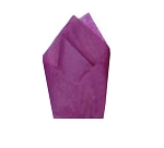 Plum Satin Wrap - One Ream ( 480 pc )