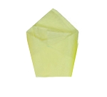 Yellow Satin Wrap - Pack of 24 pcs.