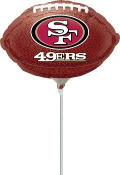 9in San Francisco 49ers