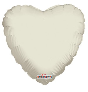 Solid Heart Ivory