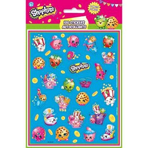 Shopkins Sticker Sheets