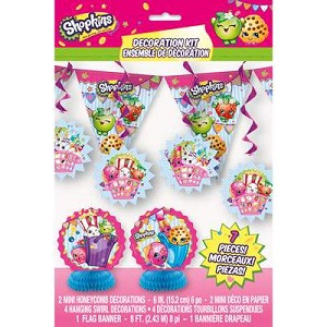 Shopkins Décor Kit