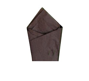 Brown Satin Wrap - One Ream ( 480 pc )