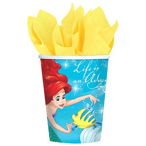 Disney Ariel Dream Big Magic 9oz Hot/Cold Cups
