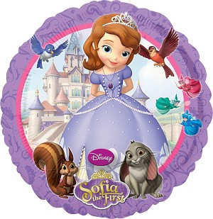 18in Sofia The First