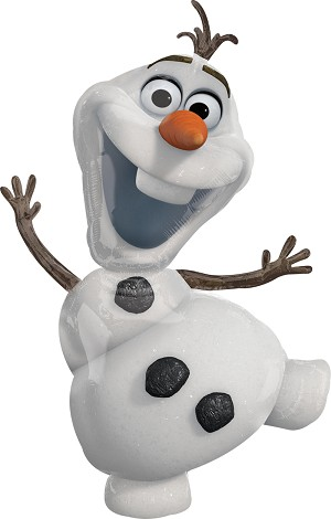 SuperShape™ Jumbo Disneys Frozen Olaf