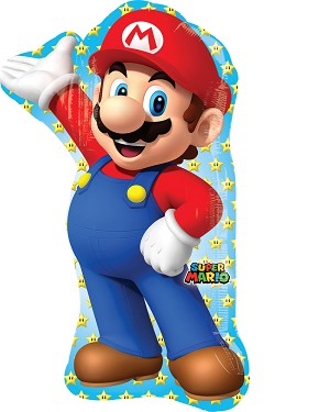 SuperShape™ Jumbo Super Mario Bros.